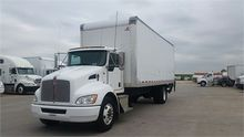 2013 KENWORTH T270 BOX VAN