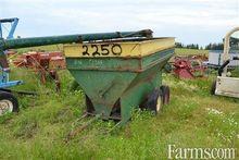 Grainovator buggy