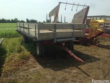 Unspecified Flat Rack Wagon wit