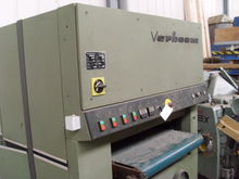 VERBOOM 920 / 2 - Sander broadb