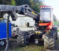 Valmet 911.5 in Prags