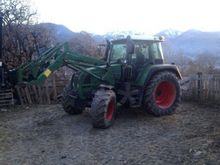 2007 Fendt 410 CHARGE