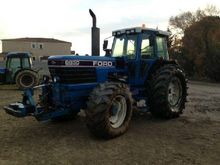 1992 Ford 8830 in Eur