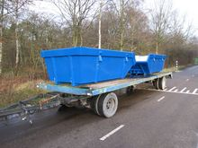 Container transport i