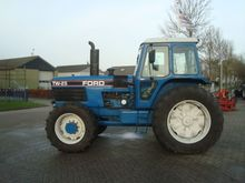 Ford TW 25 Tractor