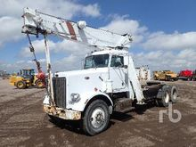 1987 PETERBILT 349 T/A w/Nation