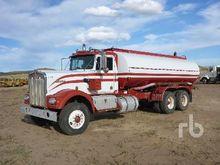 1973 KENWORTH W923 4500 Gallon