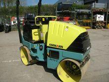 2011 AMMANN AV12/2 Twin Roller