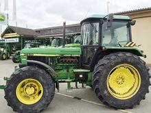 1991 John Deere 3650 HL Tractor