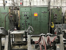 Inductotherm Roll Over Furnace,