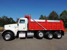 2008 Peterbilt 365 Dump Truck