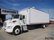 2013 Kenworth T-270 Box Truck -