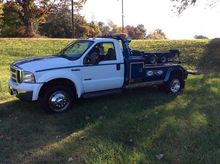 2006 FORD F450 Wrecker Tow Truc