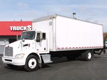 2012 Kenworth T270 Box Truck -