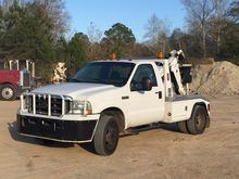 2004 FORD F450 Wrecker Tow Truc