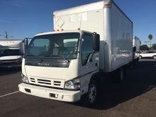 2006 Isuzu NQR Box Truck - Stra