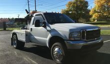 2003 FORD F450 Wrecker Tow Truc