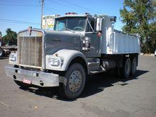 1973 KENWORTH W900 Dump Truck