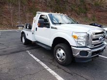 2012 FORD F350 Wrecker Tow Truc