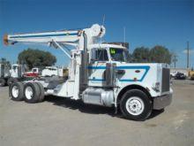 1987 PETERBILT 359 Crane Truck