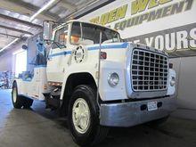 1970 FORD LN8000 Wrecker Tow Tr