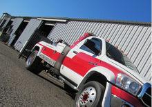 2008 DODGE Wrecker Tow Truck
