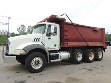 2006 Mack CT713 Dump Truck