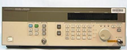 Agilent HP 83712B in Hong