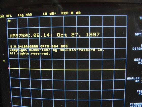 Agilent HP 8752C in United