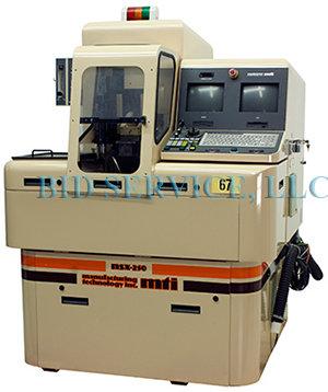 MTI NSX 250 in United