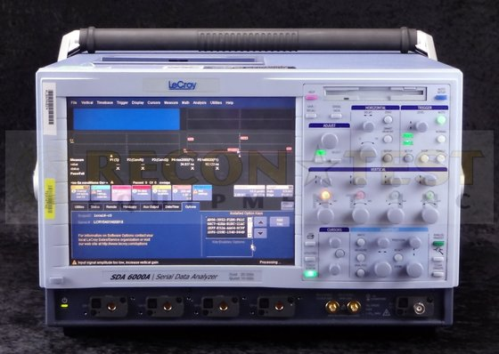 LeCroy 6000A in United States