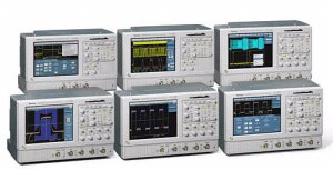 Tektronix TDS5054B in Taiwan