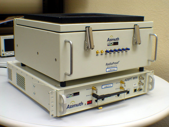 Azimuth 401 in United States