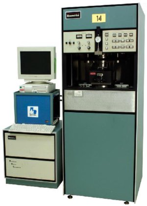 Rheometrics RDS-II in United States