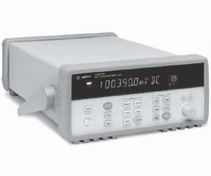 Agilent HP 34970A in United