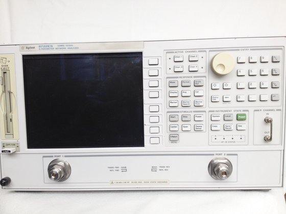 Agilent HP 8722ES in United