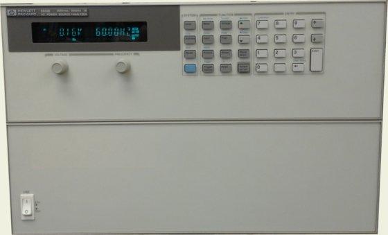 Agilent HP 6843A in United