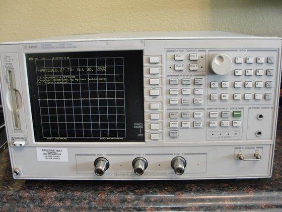 Agilent HP 8753ES in United