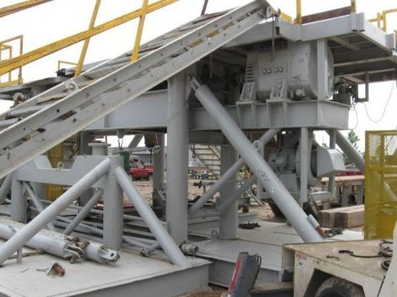 CABOT Rig Structures - Substructures