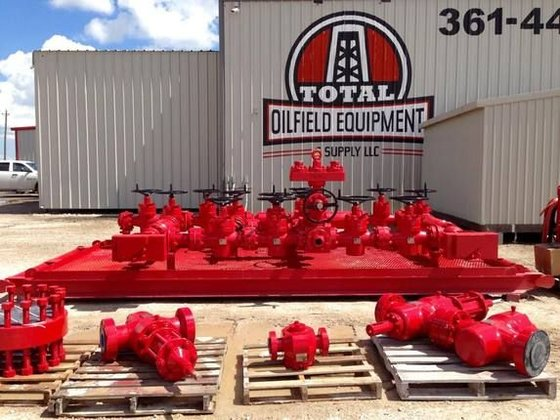 TOTAL OILFIELD EQUIP & SUPPLY