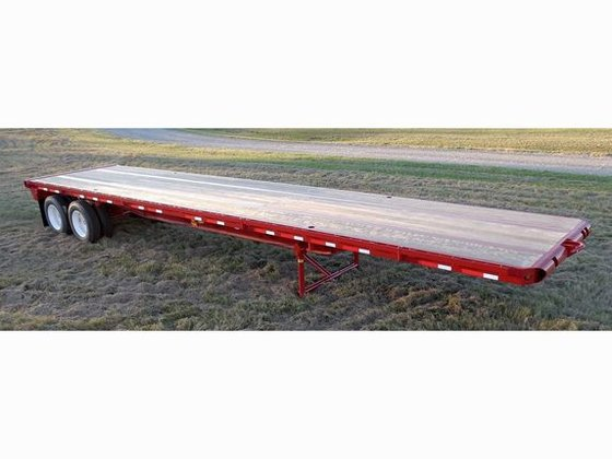 VIKING Oil Field Trailers For