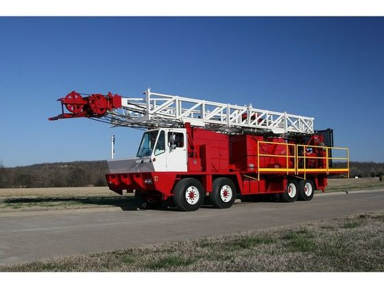 TAYLOR INDUSTRIES Drilling Rigs -