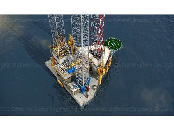 TSC MANUFACTURING R-550D Drilling Rigs