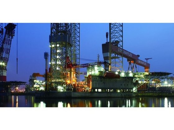 TSC MANUFACTURING Drilling Rigs -