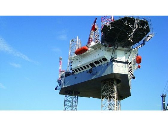 TSC MANUFACTURING CASPIAN DRILLER Drilling