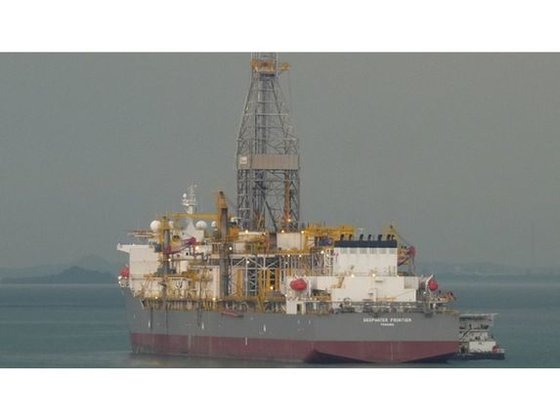 TSC MANUFACTURING DEEPWATER FRONTIER Drilling