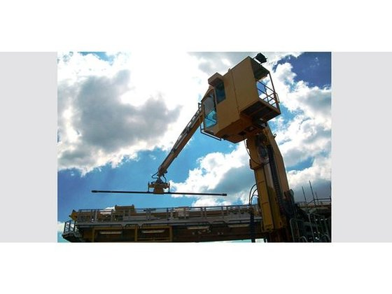 TSC MANUFACTURING Cranes - Shop