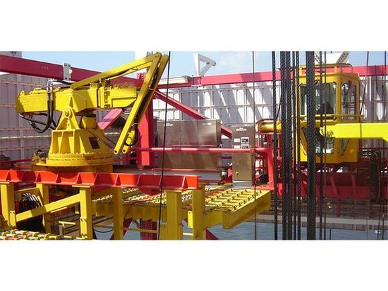 TSC MANUFACTURING Pipe Handling Equipment
