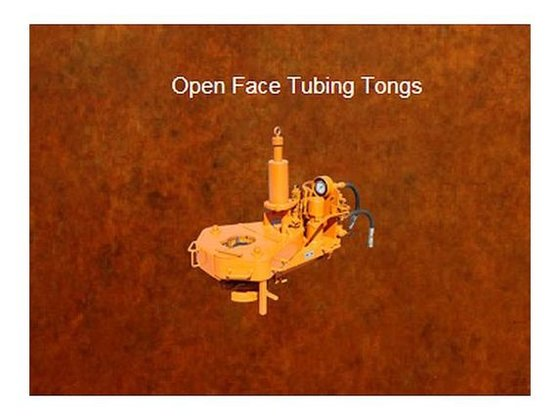 Pipe Handling Equipment - Tongs