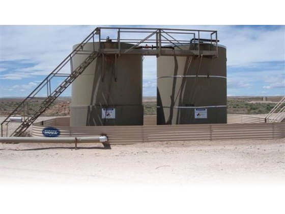 SIOUX STEEL COMPANY Containment Systems